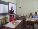 Завершився навчальний семінар-тренінг директорів навчальних закладів, в яких створені Шкільні клуби підприємництва